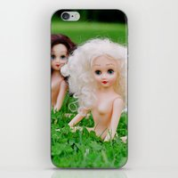 Where the Grass is Greener iPhone & iPod Skin