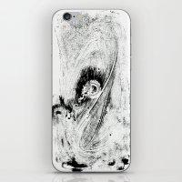 The Crown iPhone & iPod Skin