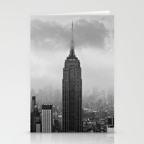 Empire State Stationery Card