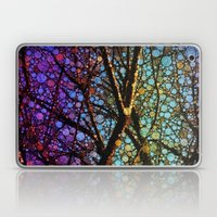 Colourful Tree Laptop & iPad Skin
