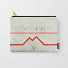 Twin Peaks High School Carry-All Pouch