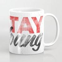 Stay Young Mug