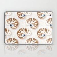 Nautilus - linen Laptop & iPad Skin