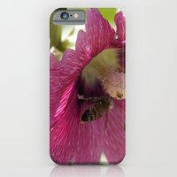 iPhone & iPod Case featuring Buzzing here and there by Smileybriggs