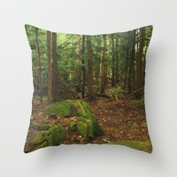 Pathfinder III Throw Pillow