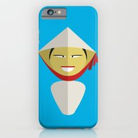 Vietnamese doll iPhone 6 Slim Case