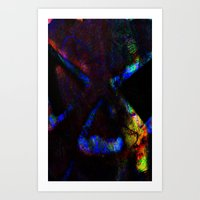 Zolpide May Cause Side Effects... from the PRESCRIBED SANITY series Art Print
