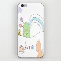 Funland 4 iPhone & iPod Skin