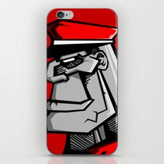 For Russia iPhone & iPod Skin