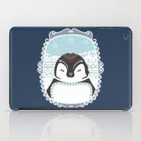 Messer Pinguino iPad Case