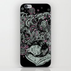 Irregular Sleeping Pattern iPhone & iPod Skin