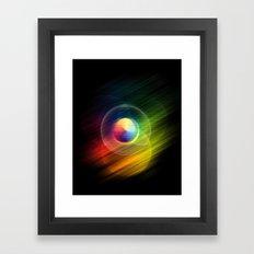 Dreams + Starlight Framed Art Print