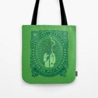 Medicinal Marijuana Tote Bag