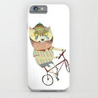 Biking, bike, bikes, biker, bear,  iPhone 6 Slim Case