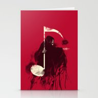 Death Note Stationery Cards