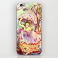 Birth iPhone & iPod Skin