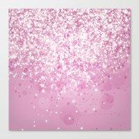 Glitteresques IV:I Canvas Print
