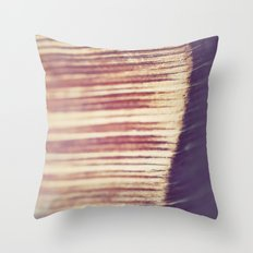 Book Pages Throw Pillow