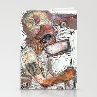 Knock Out Stationery Cards