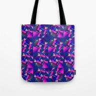 Dragonflies Pink QQ Tote Bag