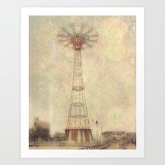 Coney Art Print