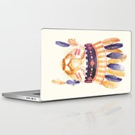 Big Chief Laptop & iPad Skin