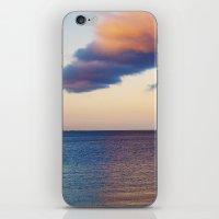 Approaching Clouds iPhone & iPod Skin