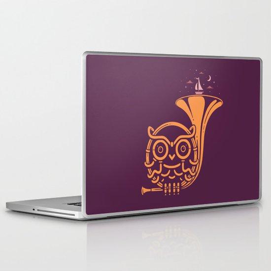 Sunset Melody Laptop & iPad Skin