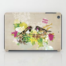 Tweet Tweet iPad Case