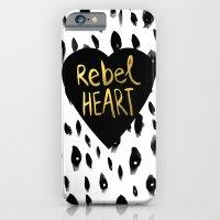 Rebel Heart iPhone 6 Slim Case