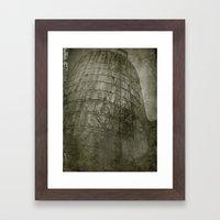 Silo Framed Art Print