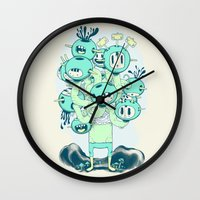 Many Heads Are Better Th… Wall Clock