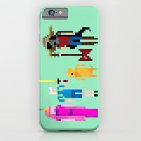 iPhone & iPod Case featuring Adventure Time Gang by LOVEMI DESIGN