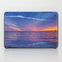 Fallstreak Sunset iPad Case