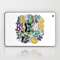 All the B's Laptop & iPad Skin
