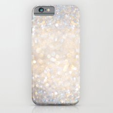 Glimmer of Light II (Ombré Glitter Abstract*) iPhone 6 Slim Case