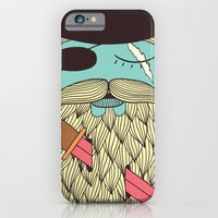iPhone & iPod Case featuring Captain Hope by Alejandro Giraldo
