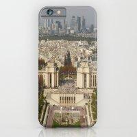 Aerial Paris iPhone 6 Slim Case
