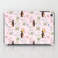Easter Bunny Factory iPad Case