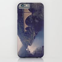 iPhone Cases featuring To River and Road by Parker