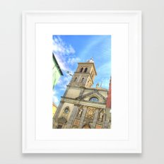 St. Saviour's priory (The Dominican Church) Framed Art Print