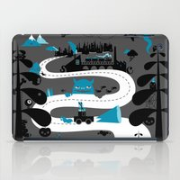 Welcome To The Countrysi… iPad Case