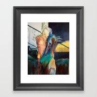 Whatever Sinks Your Ship Framed Art Print
