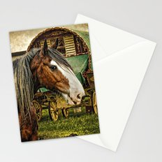 The Gypsy Vanner Stationery Cards