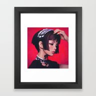 Maid Framed Art Print