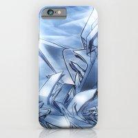 Mystique Blue iPhone 6 Slim Case