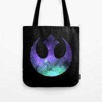 Cosmic Rebel Alliance Tote Bag