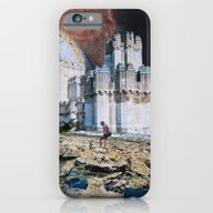 iPhone & iPod Case featuring Fortress by John Turck