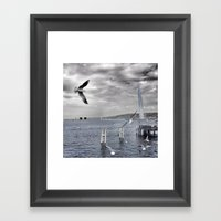 Geneva Framed Art Print