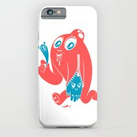 iPhone & iPod Case featuring ink stain on my heart by Oleg Milshtein